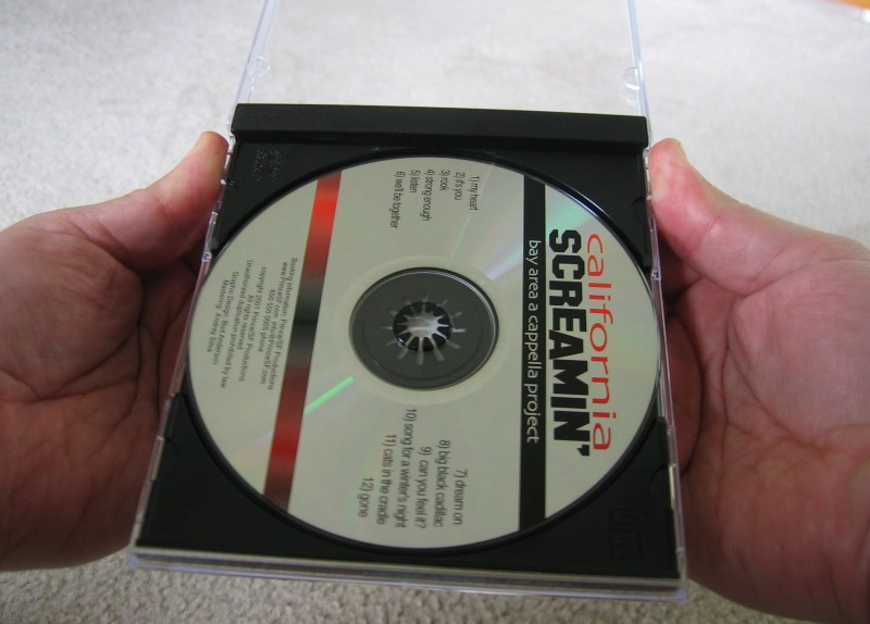 & How to Strip a CD Jewel Case
